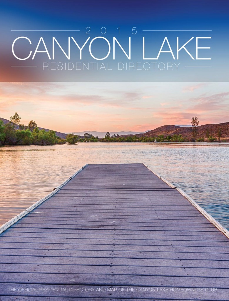 Canyon Lake Directory 2015