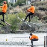 Fiesta Day Ski Show – showcal skiers show