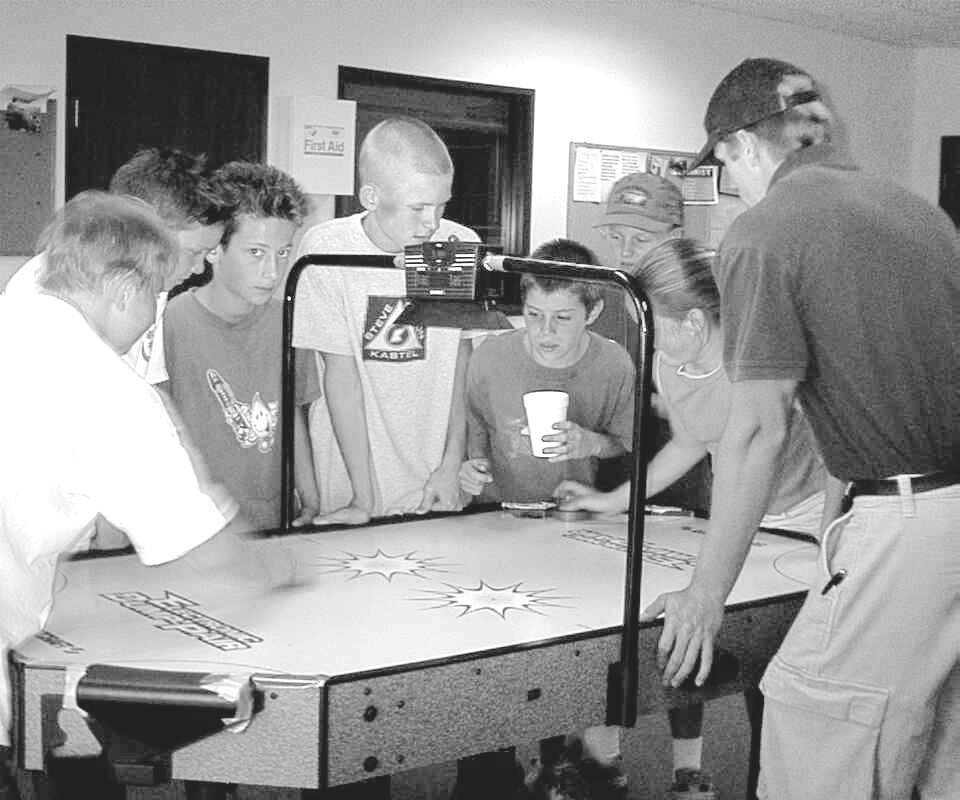 In June 2000, average daily attendance was about 15 at the Youth Center, located in the lower level of the POA Building, according to POA Recreation Manager Kathie Barnes.