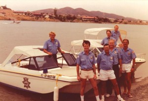 In June 1985, Marine Patrol was organizing its officers for another big season on Canyon Lake.