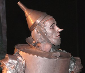 Steve Morrison, seen here as The Tin Man, is one of those CLCT family members who have passed away and will be honored with a special musical video tribute.