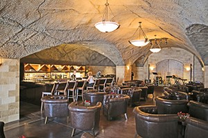 The brand new subterranean Wine Cave provides a unique experience and is part of a multi-million dollar project at the Pala Resort and Casino.