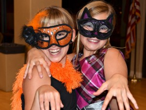 In October 2014, Cotillion children under the direction of Leigh Ann Paule enjoyed a Masked Ball.