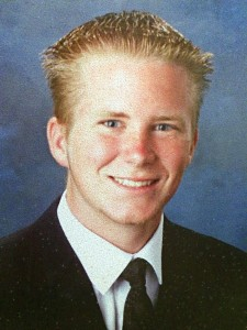 Neal is pictured in 1987, just before his mother, Rita, started working for the Lake Elsinore Unified School District.