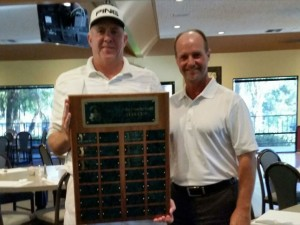 Jim Brown took 1st place in men's division. Photos by Mary Leathly