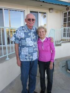 Ben and Trudi Wicke