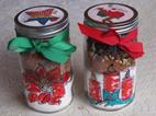 Lioness jars