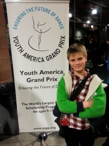 Reid, 13, the youngest of the Bryant Brothers, recently won 1st place for the second year in a row at the Youth America Grand Prix regional ballet competition in San Diego, qualifying him for the international finals in New York City.