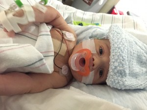 Locklin's recovery progressed without complications.