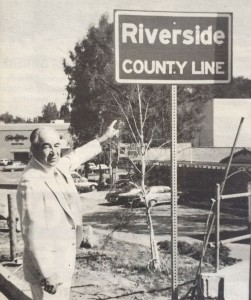 In February 1991, Councilman Gene Bourbonnais pointed to a sign mistakenly placed at the western boundary of the new City of Canyon Lake, near Canyon Fitness Center. The City Council was baffled as to why the sign was there and determined to look into it.