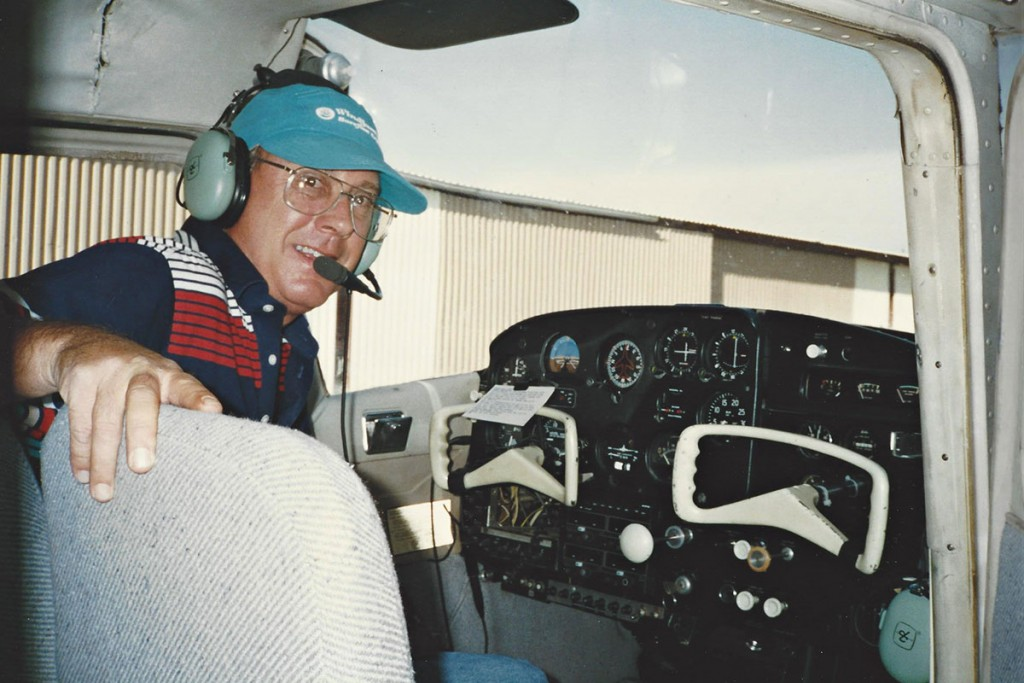 A11-PIC-1-Dave-in-cockpit-of-Cessna-172