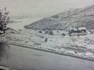 Picture of a March snowfall in Canyon Lake appeared in the April 1976 issue of the Lighthouse Magazine.
