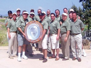 The Canyon Lake Golf Club team won the 2006 SCGA Saturday Team Play championship. Team members were Daryl Ver Doorn, Michael Gargalis, Galen Thurner, Anthony Gangitano, Jon Keigwin, Larry Drew, Don Skidmore, Jim Eminhizer, Richard Hamilton, Todd Lloyd, John McCaffery, Todd Hayes, Tom Fuhrman, Dale Poelvoorde, Terry Loy, Robert Decker and Kevin O'Leary.