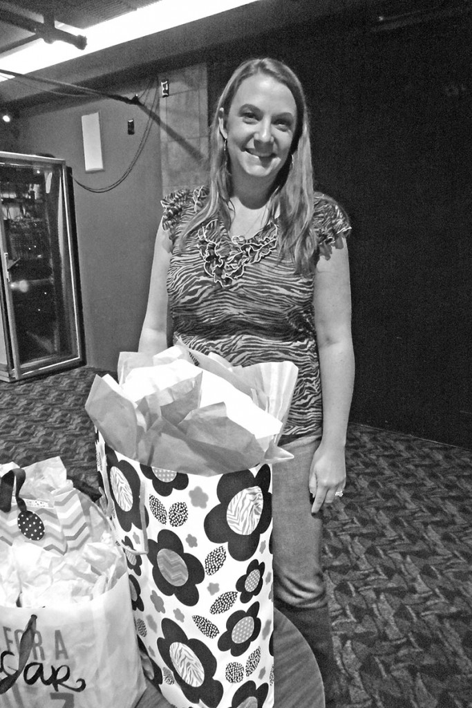 Susanne (Cordeiro) Webb has worked for the Canyon Lake Property Owners Association, most recently as Director of Member Services, since 2005. She is seen at her farewell party at Pepe's Restaurant on September 9. Photo by Donna Kupke.