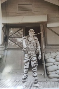 Like many veterans, James Sales never received a thank you or a welcome home when he returned from the war.