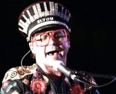 Elton John tribute concert is tomorrow at Lodge