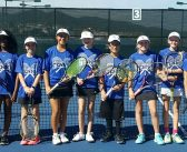 14U prepares for tennis match against Fontana