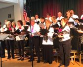 Choraleers pay tribute to Hollywood with 'Reel Music'