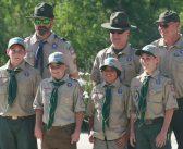 Cub Scouts receive Arrow of Light award