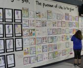 Railroad Canyon Elementary students exhibit masterpieces