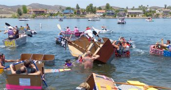 Annual Cardboard Boat Challenge set for August 26