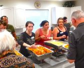 Family Matters Club offer seniors free spaghetti dinner