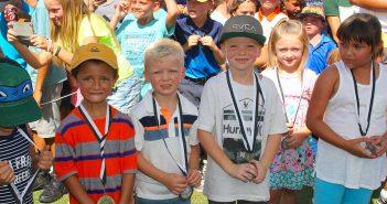 Everyone's a champ at summer Jr. Golf Camp