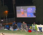 Enjoy free movie at park tonight