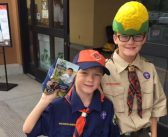 Cub Scout Pack 346 kicks off Popcorn Fundraiser