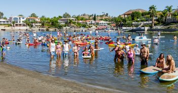 Paddlers, pedalers invited to 6th annual Paddle & Pedal Regatta