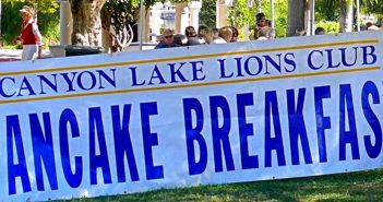Community invited to breakfast at the lake