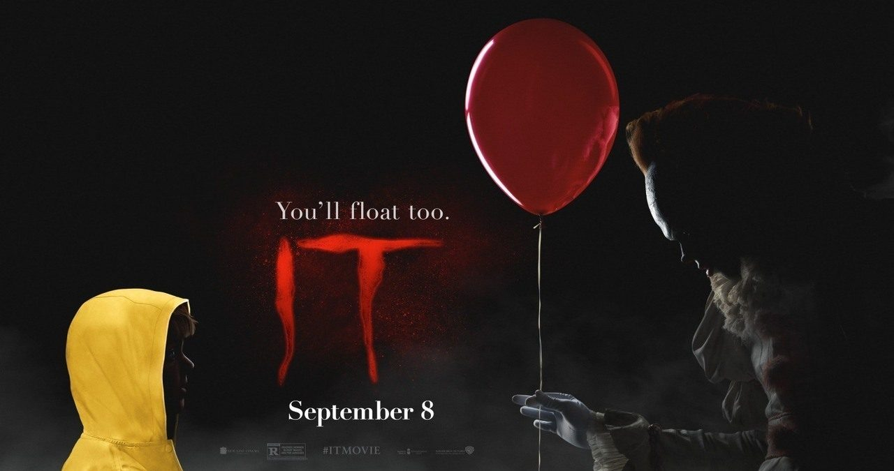 Stephen King's IT floats into first at the box office again