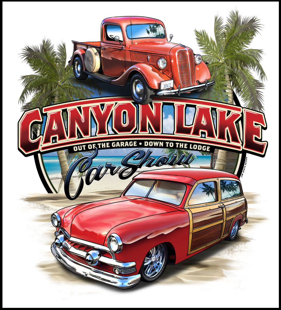 Rev Up Your Engines Cruise Over To Canyon Lake Car Show Tomorrow - Classic car show tomorrow