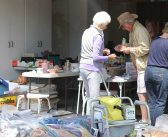 Lioness Club to hold garage sale today, Saturday