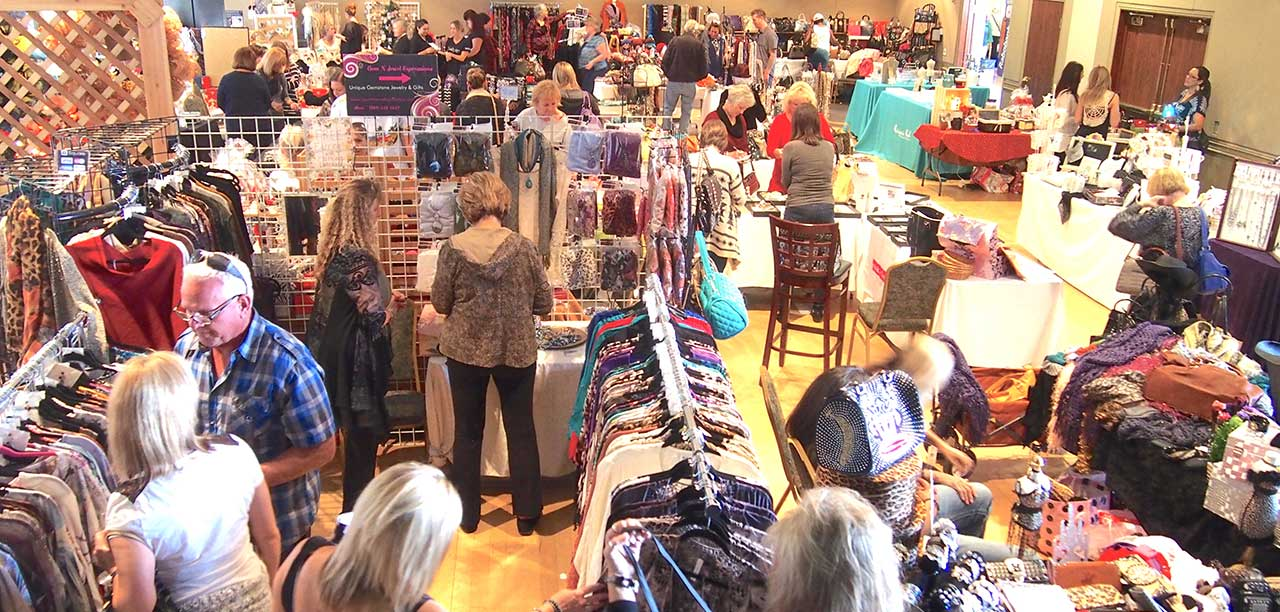 Eat shop and be merry at jwc holiday boutique the for Holiday boutique