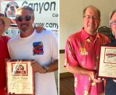 Car Club recognizes Chuck Casey, Lee Norris