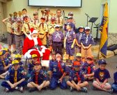 Pack 346 celebrates holiday with service projects