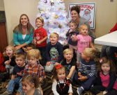 Kids Club decorates first community Christmas tree