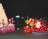 Golf Cart, Toy Drive Parade winners announced
