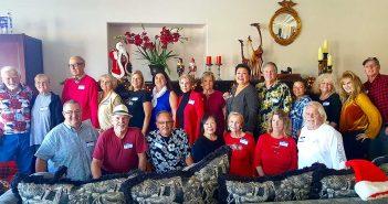 Neighborhood Watch group holds informal meeting