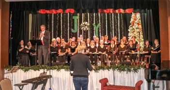 Choraleers wrap up season with holiday concert