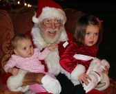 Santa makes appearance at annual Tree Lighting