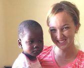 Kristy Ness has passion for helping people in Haiti