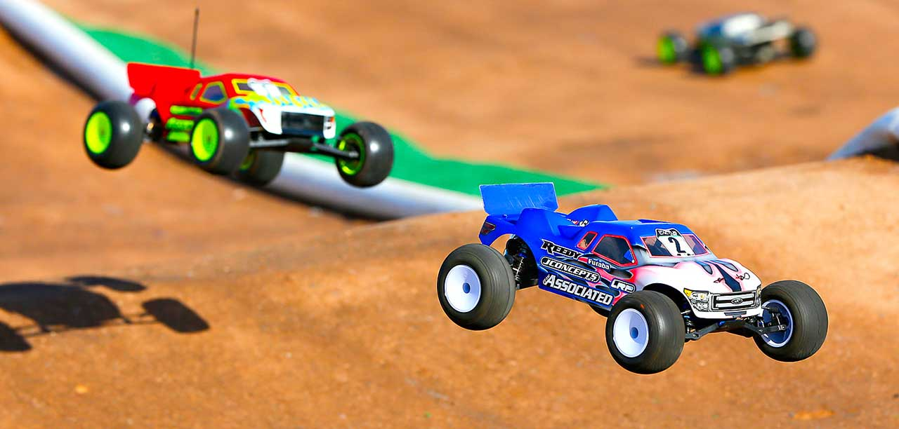 Rc Car Track: TCHS's RC Car Track Gets Upgrade, Additions