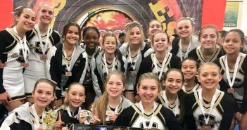 CLMS competition cheer team is 'Best in the West'