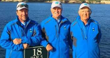 Canyon Lakers marshal Pebble Beach Pro-Am