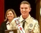Canyon Lake teen named Boy Scout of the Year