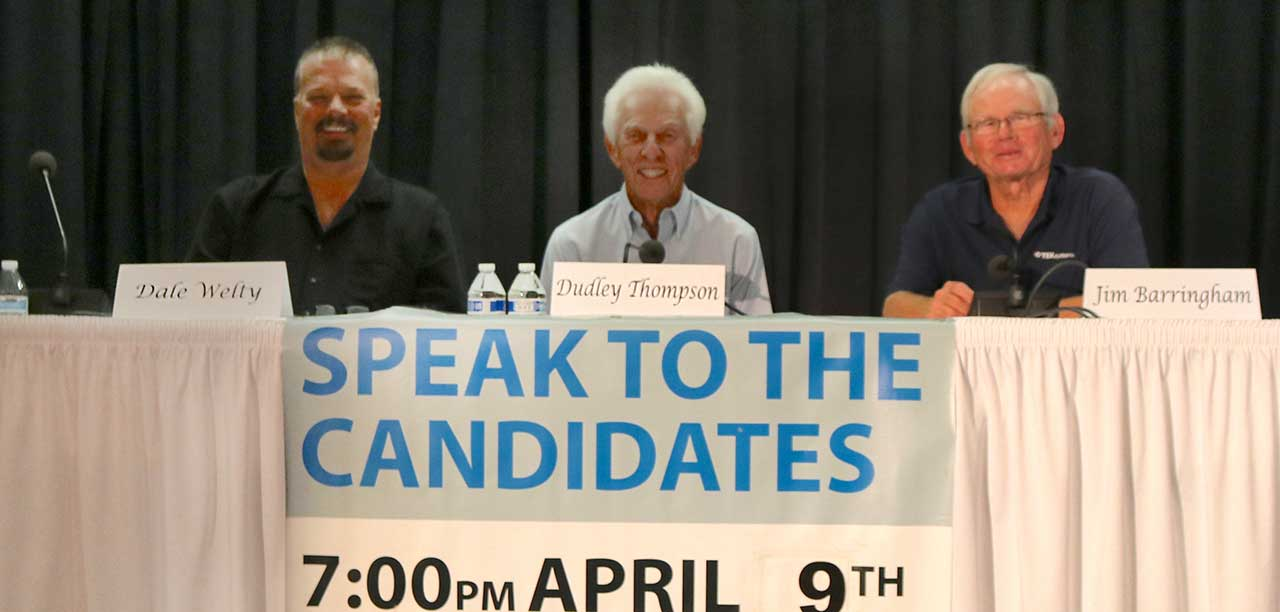Chamber to host \'Meet the Candidates\' | The Friday Flyer