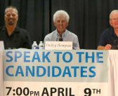 Homeowners invited to 'Meet the Candidates'