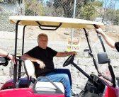 Win golf cart, cash at CLAMS golf tournament